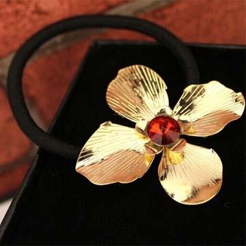 (pleasureism)Korea Hot hair accessories ? good imitation gold leaf tied ? ? Baroque tress [Braden ?. Ism]