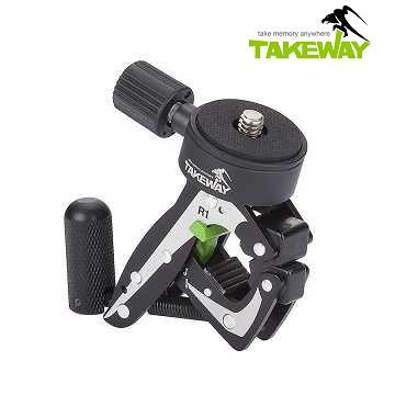 TAKEWAY R1 clamp motion clip