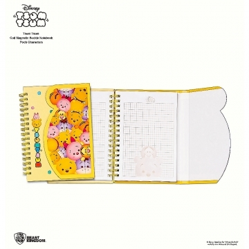 Tsum Tsum Coil magnetic deduction notebook Pooh group figure models