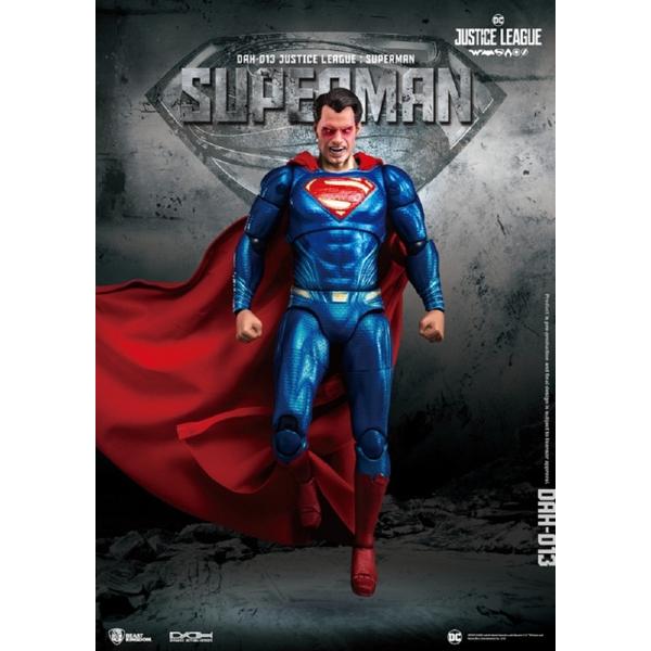 (beast kingdom)DAH-013 Justice League Superman