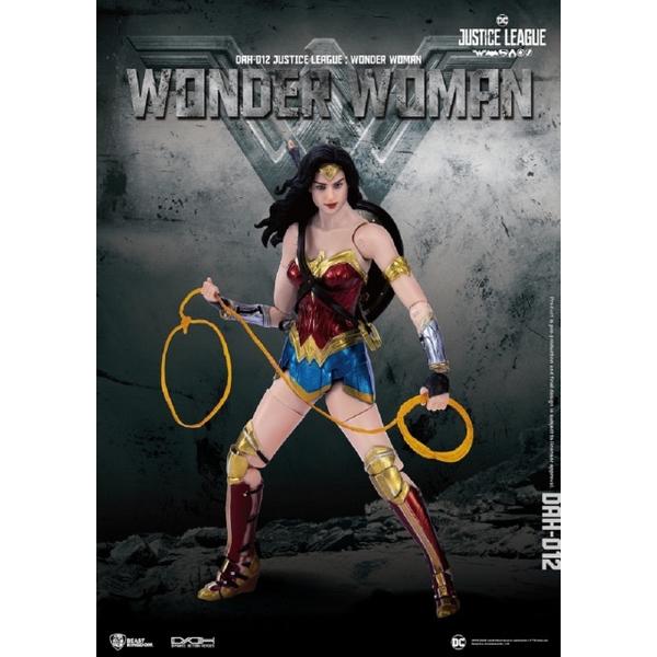 (beast kingdom)DAH-012 Wonder Woman Justice League