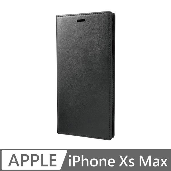 Gramas iPhone Xs Max handmade leather holster - (Black)