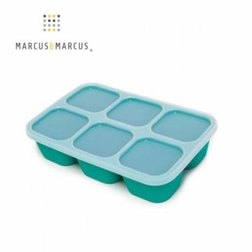 MARCUS&MARCUS Animal Park Model Silicone Sub-Food Packing Save Box - Elephant
