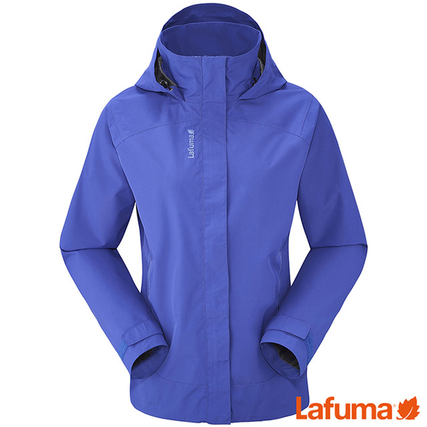 Lafuma female WAY CT waterproof jacket - blue