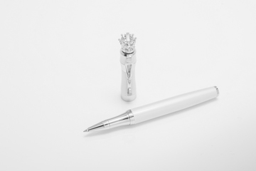 [DT & CREATION] Dragon World - (Queen crown) ball pen