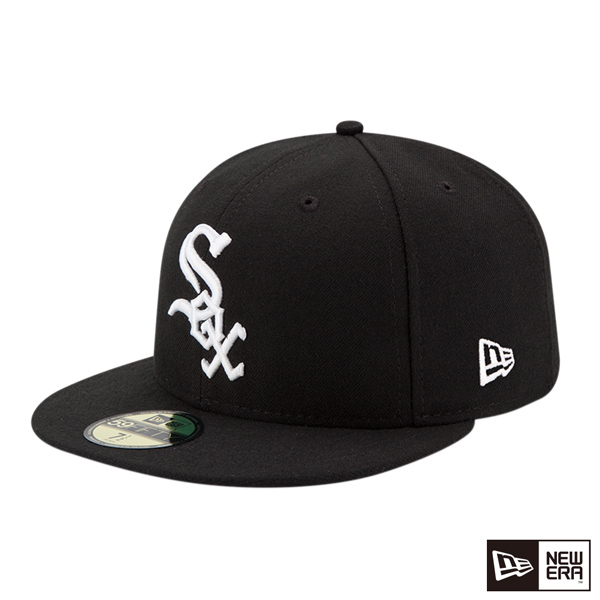 NEW ERA 59FIFTY 5950 MLB players away black cap White Sox _
