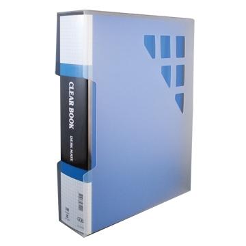 Lian Qin LAN CHYN PP the Fuhe data book LC3100 / blue / A4