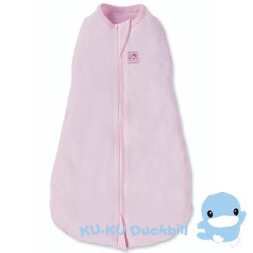 (KU.KU)KU.KU Cool Lazy Duck Super Sleeping Lazy Towel - Sweet Powder (2525)