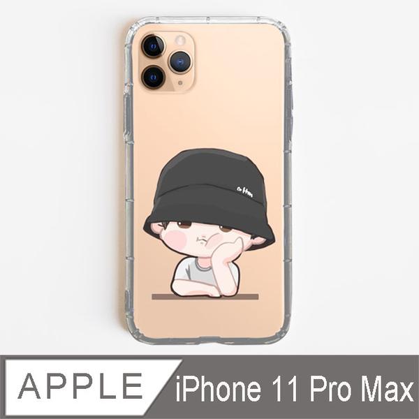HongXin Department of Korean children Duzui iPhone 11 Pro Max i11 Pro Max Air cushion Phone Case