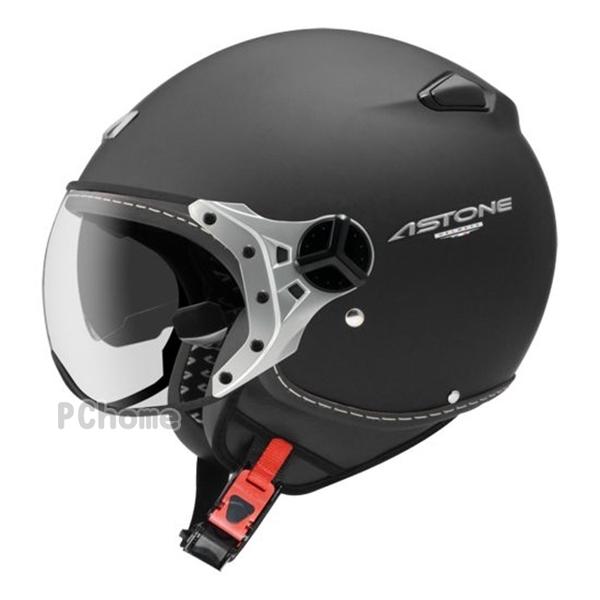 (ASTONE)[ASTONE] KSS (Flat Light Black) 3/4 Cover Helmet