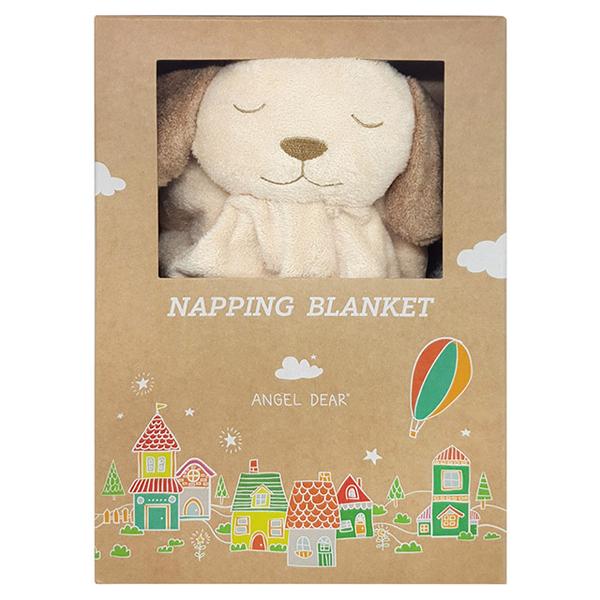 (angel dear)United States Angel Dear Baby Nap Blanket Gift Box (Puppy)