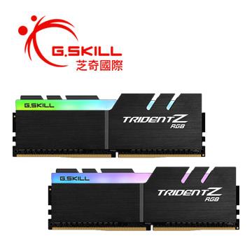 (g.skill)G.SKILL TZ RGB DDR4 3200 16GBx2 OC Memory (RGB) (CL16)