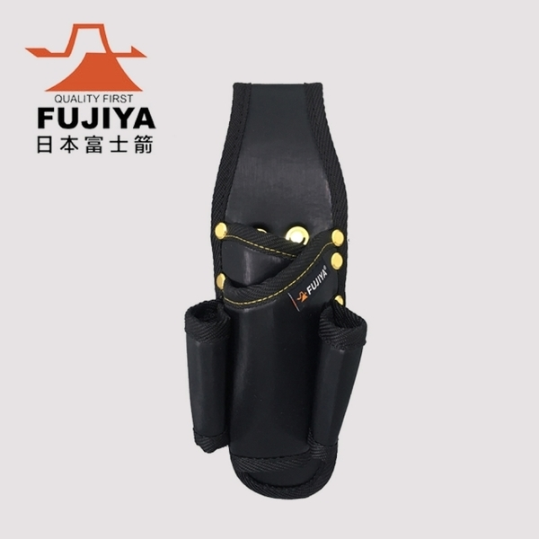 [Arrow] Water repellent Japan Fuji Fujiya waist pouch driver forceps + - type four