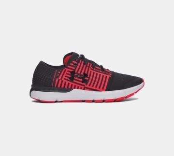 (UNDER ARMOUR)[UNDER ARMOUR] Male Speedform Gemini 3 Running Shoes Black/Red
