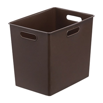 KEYWAY Bodo storage box / Coffee / TBD20-2 / 264x191x235mm