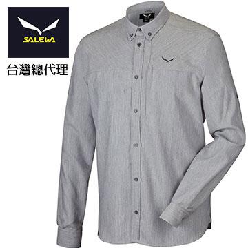 (SALEWA)SALEWA [26001] Polarlite wool shirt (Heather Grey 0620)