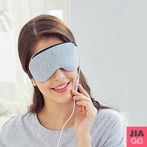 JIAGO USB diastolic pressure herbal hot compress goggles SPA