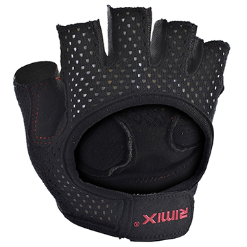 RIMIX breathable outdoor fitness cycling gloves black