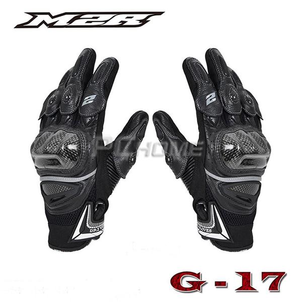 (M2R)[M2R G-17 Four Seasons Carbon Fiber Functional Gloves] A total of 2 colors, touchable