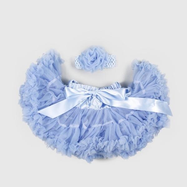 (La Chamade)Good Day Baby Girl Chiffon Tutu - Cinderella