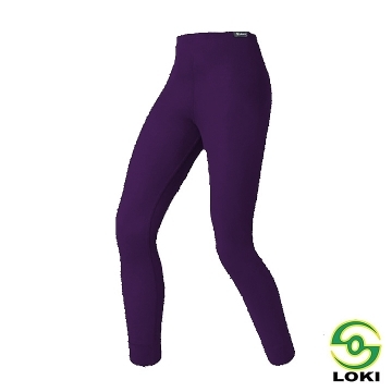 (LOKI)LOKI Tong MUSPEL EXOWARM thermal leggings (noble purple) LO410013-3520 (1200)