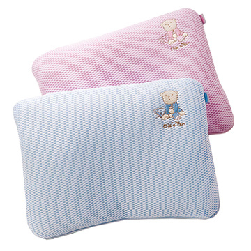 [] Chico perspective super plastic breathable baby pillow (2 selection color)