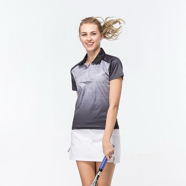 """SASAKI"" long-acting moisture wicking capabilities Tennis T-shirt / 648,058"