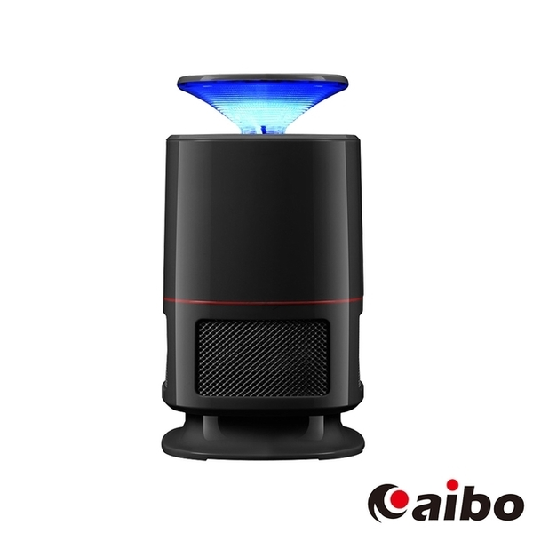 Elegant and simple USB photocatalyst inhalation mosquito trap (USB-83) - black