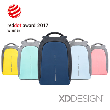 (xddesign)XD-Design BOBBY COMPACT The ultimate security colorful anti-theft backpack (from Taopin International)