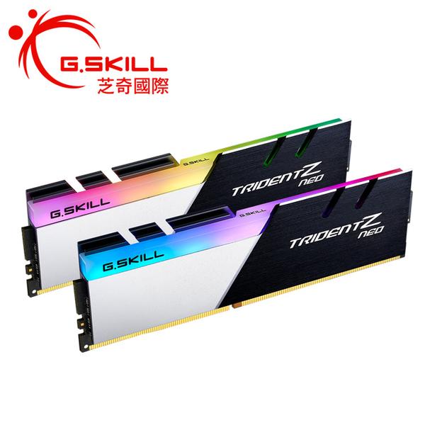 (g.skill)芝奇G.SKILL Trident Z Neo Flame 戟 DDR4-3200 16G*2 Overclocking Memory