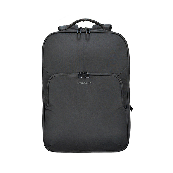 (TUCANO)Tucano salvo high performance anti-theft backpack (with metal hook) 15.6 inch-black