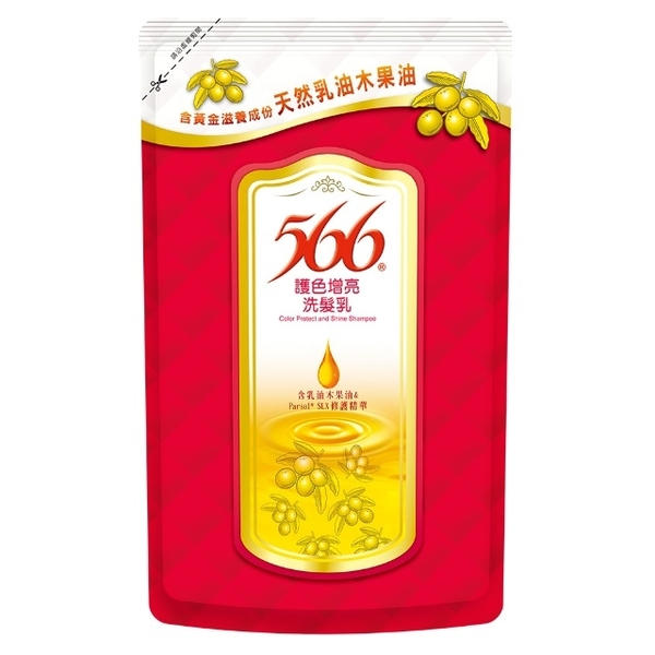 (566)[566] Color Protection Brightening Shampoo-Refill Pack 510g