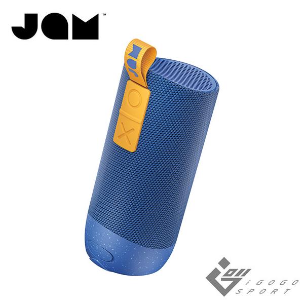 (JAM)JAM Zero Chill Wireless Waterproof Bluetooth Speaker - Blue