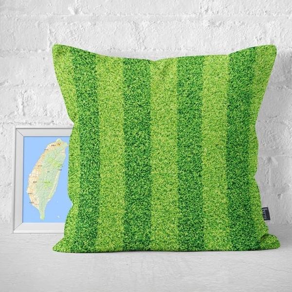 (IHERMI)IHERMI Foot Field Turf A Pillow Case 45cm Made in Taiwan
