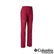 โคลัมเบียโคลัมเบียรุ่นหญิง - ไทเทเนียม UPF50 การรั่วไหลของกางเกง - UAR26820PD สีม่วง