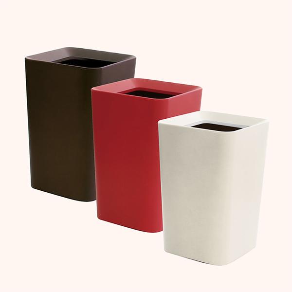 (asvel)Japan ASVEL Elegant Separate Trash Can-Square