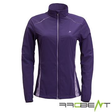 OFFBEAT women play cool fashion super-elastic anti-UV casual jacket - Windsor Purple