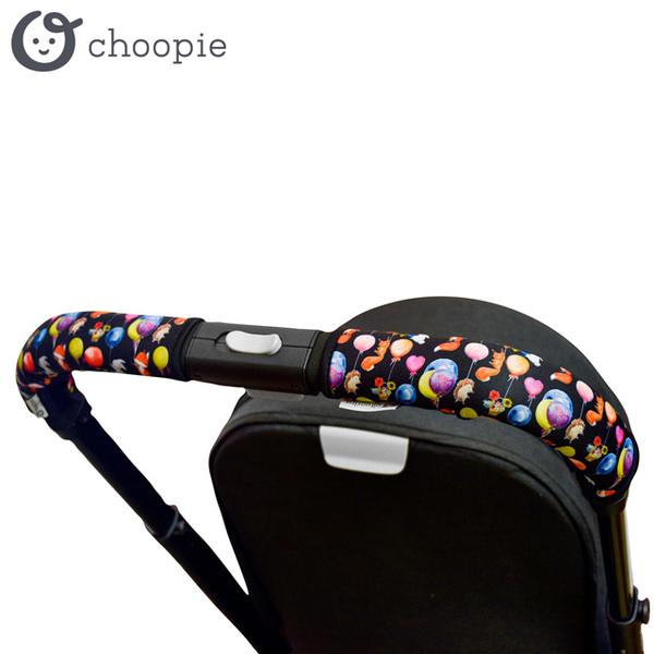 (Choopie)Choopie American stroller handle protection case - Extended Edition Single handle style (balloon friends)