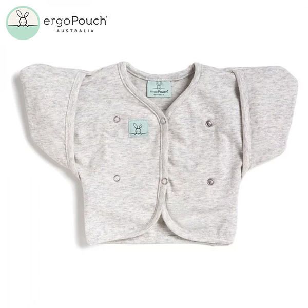 Australia ergoPouch Qiuqiu gray linen clothes subsection (Baby Jackets Baojin accessories)