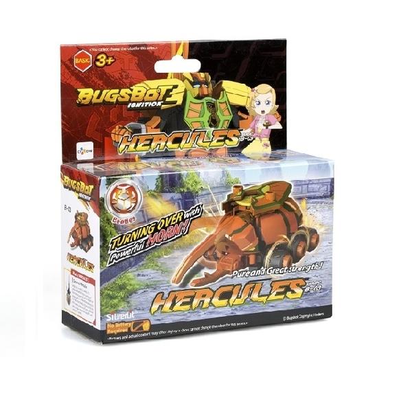 Super Hercules beetle king BUGSBOT basic models Basic Hercules