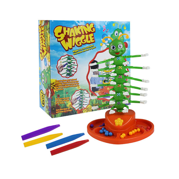 [Love] L & R and rich Fun board games - crazy funny shook his worm