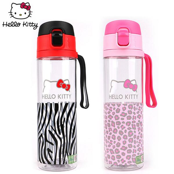 Sanrio Kitty KITTY portable water bottle children kettle 500ML