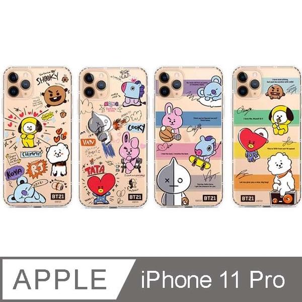 BT21 iGARMMA เคสโอโฟน iPhone 11 Pro  BTS