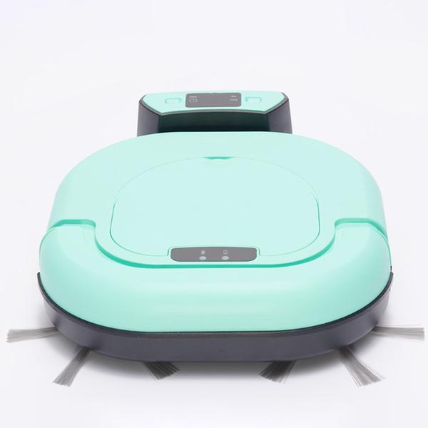 (JING)[JING NET] JING net A3 wifi-app smart vacuum robot (wifi app automatic recharge sound control wipe sweeping machine)