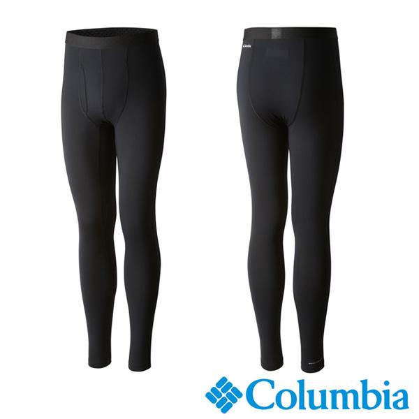 (Columbia)Columbia Men's Columbia-Aluminum Dot Warm Quick-Line Pants-Black UAM80640BK
