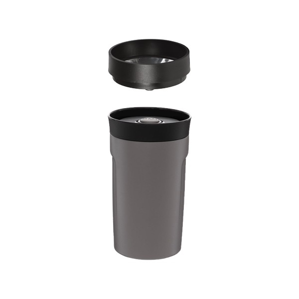 [PO: Selected 360] Danish coffee cup to drink 350 ml of the accompanying heat (ash) - attached to the filter