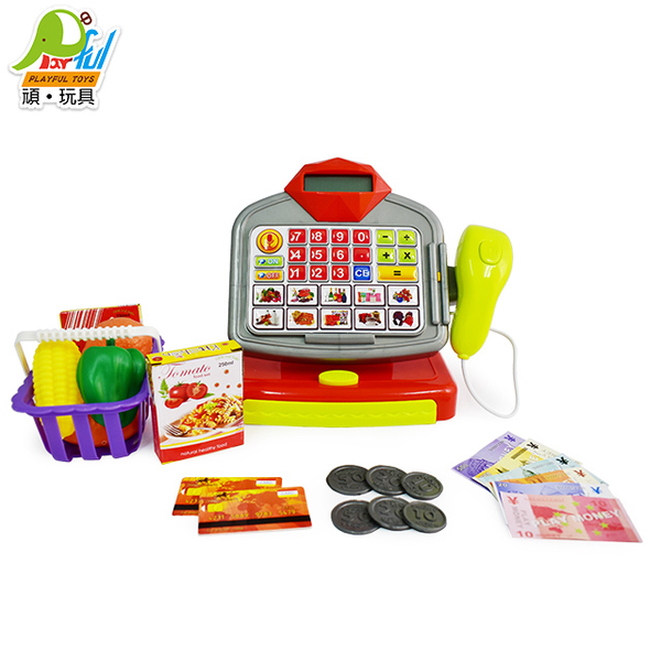 Kids Fun Cash Register 66077