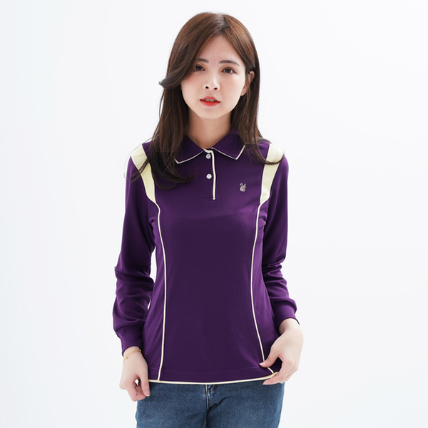 Bon Voyage MIT female models cool anti-UV wicking function POLO gown