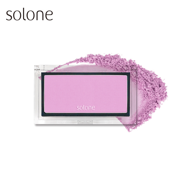 (solone)Solone Apple Muscle Blush 2.5g # 11 First Lavender