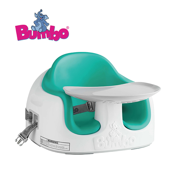 [] Bumbo chair multifunctional Pampers (Lake blue-green)